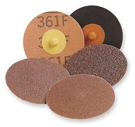 3M 2 Roloc TR 60 Grit YF Weight Sanding Disc