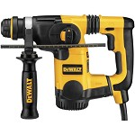 DeWALT SDS 8.0 Amp Rotary Hammer Kit with SHOCKS