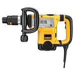 DeWALT Spline 13.5 Amp Chipping Hammer Kit