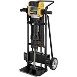 DeWALT 15.0 Amp Pavement Breaker with Cart
