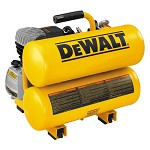 DeWALT 1.1 HP Continuous 4 Gallon Compressor