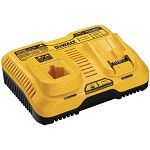 DeWALT Combination Dual Port Battery Charger