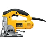 DeWALT 6.5 Amp Orbital Jigsaw Kit