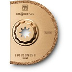 Fein Starlock Segmented Carbide 118 Saw Blade-5 pk