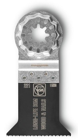 Fein Starlock Long-Life E-Cut 221 Saw Blade - MillSupplies com