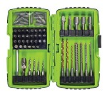 Greenlee Electrician's Drill/Driver Kit - 68 pc.