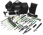 Greenlee Electrician's Tool Kit - 28 pc.