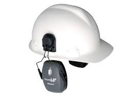 Howard Leight by Honeywell Leightning L1H Cap-Mounted Noise-Blocking Earmuffs