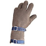 Honeywell Chainexpert Mesh Gloves with Stainless Steel Spring & Band Cuffs Size 2XS