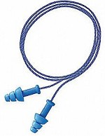 Howard Leight by Honeywell SmartFit Nyon Corded Detectable Earplugs Polybag