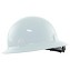 Jackson Safety Blockhead Full Brim White Hard Hat-10 pk