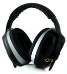 Jackson Safety H70 Onyx NRR 26 Earmuffs