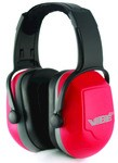 Jackson Safety H70 Vibe Red Earmuffs