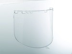 Jackson Safety 29089 Clear F40 Propionate Face Shield-50 pk