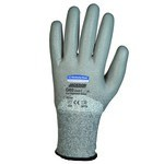 Jackson Safety G60 Level 3 Polyurethane Knuckle-Coated Cut Resistant Gloves-S