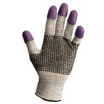 Jackson Safety G60 Level 3 Purple Nitrile Cut Resistant Gloves-S