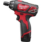 Milwaukee M12 1/4