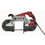 Milwaukee 10.5 Amp Portable Band Saw - Kit
