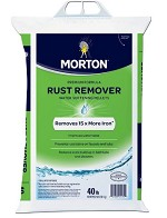 Morton System Saver Ii Softener Salt 40 Lb Bags On Pallet
