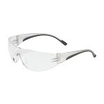 Bouton Zenon Z12-Clear/Clear Safety Glasses