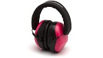 Pyramex VentureGear VG80 Series NRR 26dB Pink Earmuffs in Clamshell Package