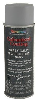 Seymour Galvanized Coating-Spray-Galv