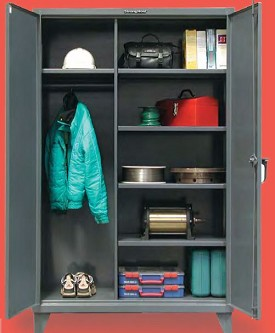 Strong Hold 48 X 24 72 Uniform Storage Cabinet