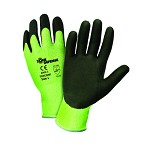 West Chester 705CGNF Cut Resistant Nitrile Palm Coated Gloves Size S - 12 pk.