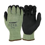 West Chester 713KSSN Cut Resistant Nitrile Palm Coated Glove Size XS - 12 pk.