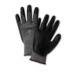 West Chester 715SNFLB Nitrile Palm Coated Gloves Size XS - 12 pk.