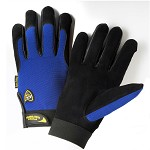 West Chester 86000 Pro Series Heavy Duty Split Cowhide Gloves Size L