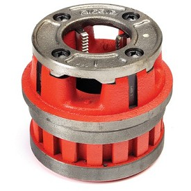 "Ridgid RH Alloy Pipe Die Head 1/4"" UNF for Model No. 00-RB"