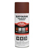 Rust-Oleum 1667830 12 oz. Spray Paint- Red Primer