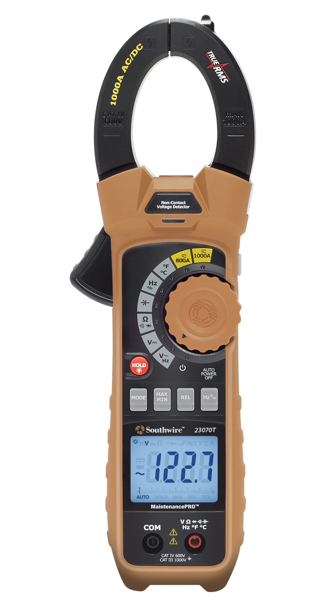 Southwire Tools /& Equipment 13090T ResidentialPRO Auto Range Multimeter with MApp Mobile App
