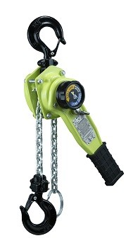 All Material Handling 0.8 Ton LA Series Lever Chain Hoist-10 ft Chain