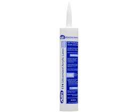 ASI 174 Industrial Self-Leveling Silicone-10.2 oz.-Clear