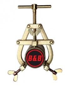 "B&B 10"" - 14"" King Forged Pipe Clamp"