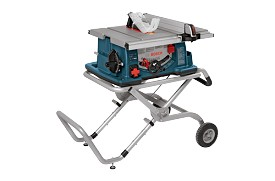 "Bosch 10"" Worksite Table Saw with Stand"