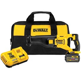 DeWALT FlexVolt 60v Reciprocating Saw-1 Battery Kit
