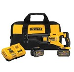 DeWALT FlexVolt 60v Reciprocating Saw-2 Battery Kit