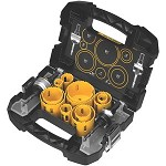 DeWALT 14-Piece Holesaw Set