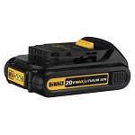 DeWALT 20V Battery Pack