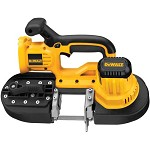 DeWALT 18V Cordless Portable Band Saw - Bare Tool