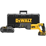 DeWALT 20V Cordless Recip Saw Kit
