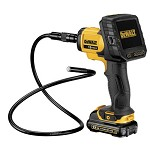 DeWALT 12V (9mm) Cordless Inspection Camera Kit