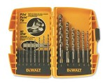 DeWALT 14-Piece Pilot Point Drill Bit Set