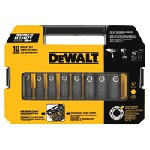 DeWALT Impact Ready 10 pc. 3/8