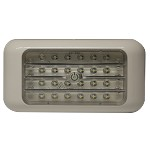 ECCO EW0200 Series 30 LED White Flush Mount Interior Spot Light