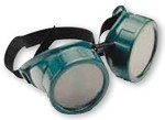 Gateway 36 Cup Rigid Frame, 50mm, IR Filter Shade 5.0 Lens Welding Goggle Glasses - 24 pk.