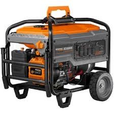 Generac XC8000E Commercial Residential Portable Generator